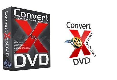 دانلود VSO ConvertXtoDVD 5.3.0.11 Final + Portable - مبدل فایل های ویدئویی به DVD