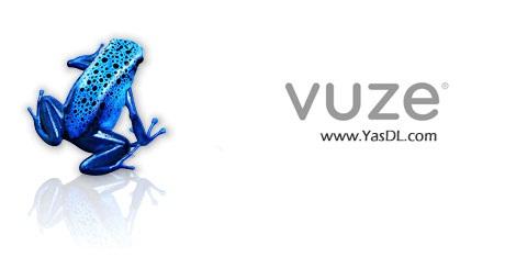 دانلود Vuze 5.4.0.0 - نرم افزار دانلود تورنت