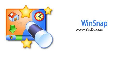 دانلود WinSnap 4.5.3 - نرم افزار گرفتن عکس از محیط دسکتاپ