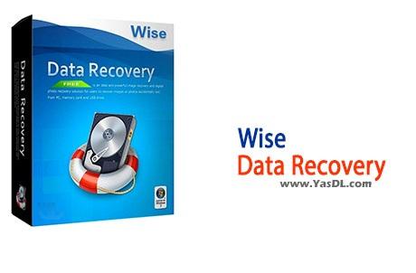 دانلود Wise Data Recovery 3.82.199 - برنامه بازیابی فایل ها