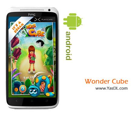 دانلود بازی Wonder Cube v1.0.2 برای اندروید