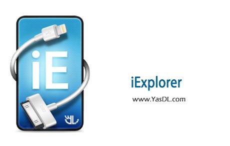 دانلود iExplorer 3.4.0.1 for Windows   مدیریت گوشی های آیفون