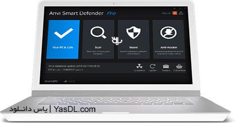دانلود Anvi Smart Defender Pro 2.5.0 - آنتی ویروس هوشمند