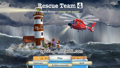 دانلود بازی Rescue Team 4 برای PC