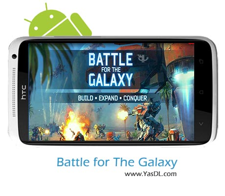 دانلود بازی Battle For The Galaxy v1.02.5 برای اندروید + پول بی نهایت