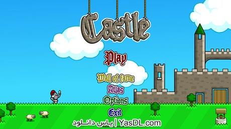 دانلود بازی کم حجم Castle v1.0 برای کامپیوتر