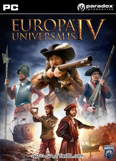 دانلود بازی Europa Universalis IV Art of War برای PC