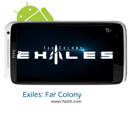 دانلود بازی Exiles: Far Colony (Alpha) v1.0 برای اندروید