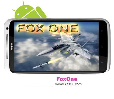 دانلود بازی FoxOne 1.0.3 برای اندروید + نسخه نامحدود