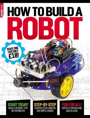 دانلود کتاب آموزش ساخت ربات How to Build a Robot 2014
