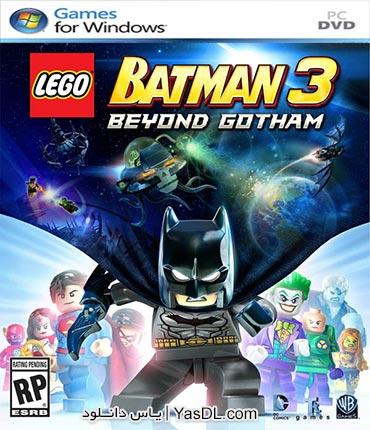 دانلود بازی LEGO Batman 3 Beyond Gotham برای PC