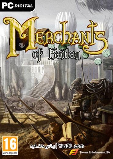 دانلود بازی Merchants of Kaidan برای PC