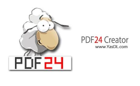 دانلود PDF24 Creator 7.4.0 Final + Portable - نرم افزار ساخت فایل PDF