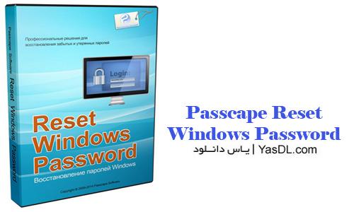 دانلود Reset Windows Password 5.0.0.535 - ریست پسورد ویندوز