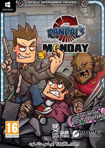 دانلود بازی Randals Monday برای PC