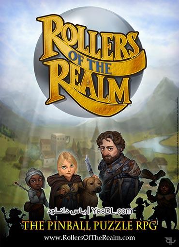 دانلود بازی Rollers of the Realm برای PC