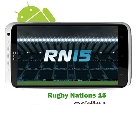 دانلود بازی Rugby Nations 15 برای اندروید