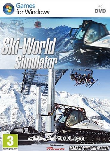 دانلود بازی Ski-World Simulator برای PC