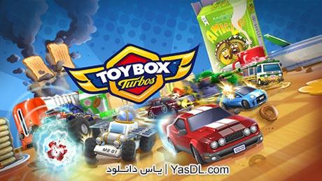 دانلود بازی Toybox Turbos برای PC
