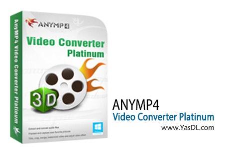 دانلود AnyMP4 Video Converter Platinum 6.1.36 - مبدل مالتی مدیا