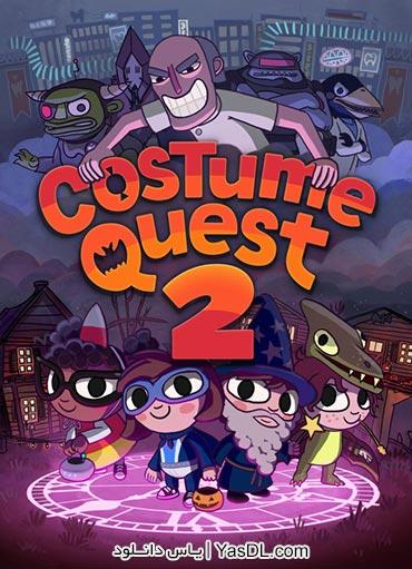 دانلود بازی Costume Quest 2 برای کامپیوتر