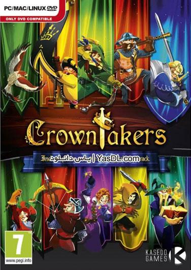 دانلود بازی Crowntakers برای PC