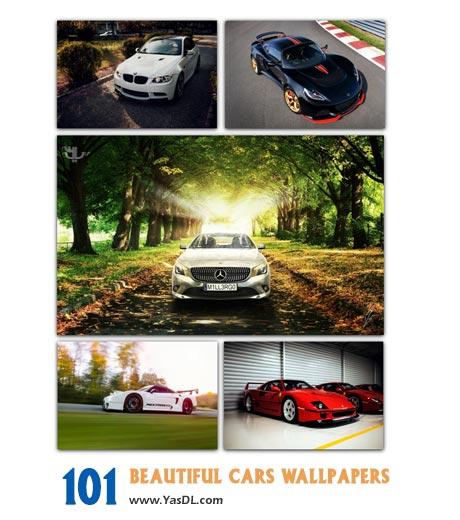 دانلود مجموعه 101 والپیپر ماشین Beautifull Cars Wallpapers
