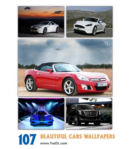 دانلود مجموعه 107 والپیپر ماشین Beautifull Cars Wallpapers