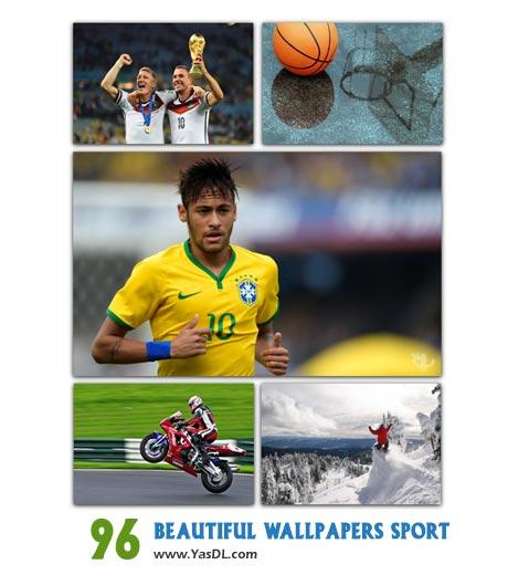 دانلود مجموعه 96 والپیپر ورزشی Beautiful Wallpapers Sports