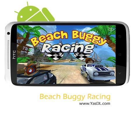 دانلود بازی Beach Buggy Racing v1.0.1 برای اندروید + پول بی نهایت