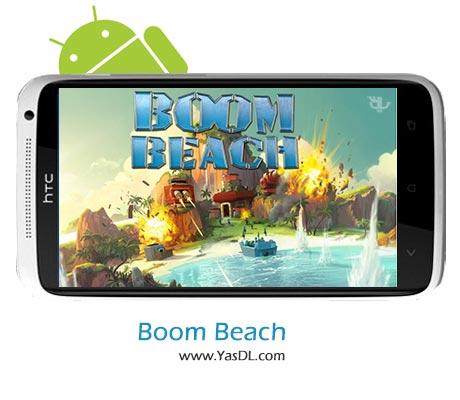 دانلود بازی Boom Beach v19.60 برای اندروید