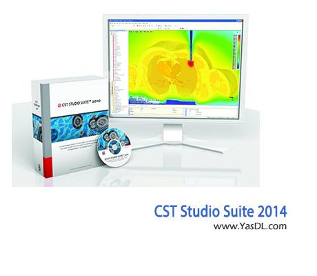 دانلود CST Studio Suite 2014 SP5 طراحی و آنالیز الکترومغناطیسی