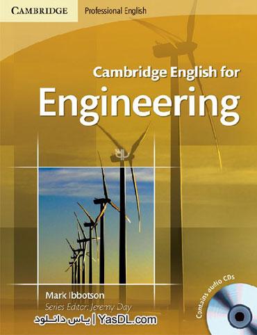 دانلود کتاب Cambridge English for Engineering - آموزش زبان انگلیسی