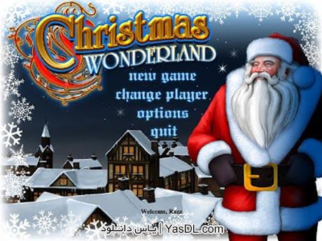 دانلود بازی کم حجم Christmas Wonderland 5 برای کامپیوتر