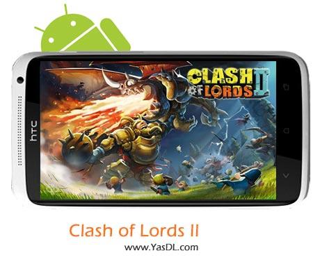 دانلود بازی Clash of Lords 2 1.0.196 برای اندروید
