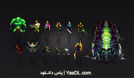 دانلود بازی Dungeon of the Endless برای PC