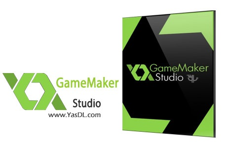 دانلود GameMaker Studio Professional 1.4.1522 ساخت بازی
