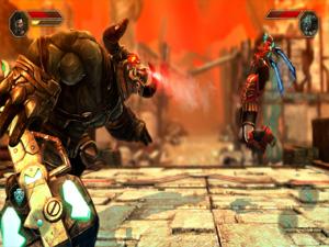 دانلود بازی Godfire Rise of Prometheus 1.2 - بازی خدای آتش برای ایفون