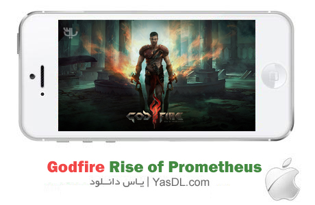 دانلود بازی Godfire Rise of Prometheus 1.2 برای ایفون