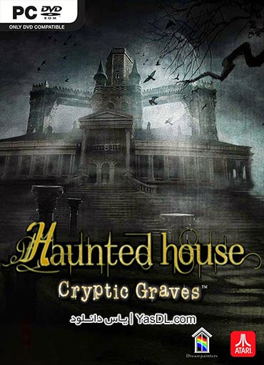 دانلود Haunted House Cryptic Graves برای PC