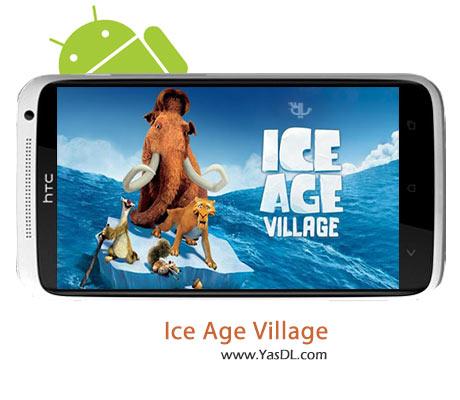 دانلود بازی Ice Age Village v1.0.2 برای اندروید