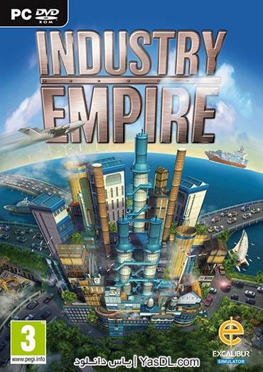 دانلود بازی Industry Empire برای PC