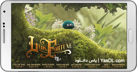 Leo's Fortune 1.0.6 - Leo Fortune Adventure For Android | Jasmine
