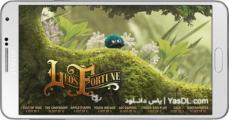 دانلود بازی Leo's Fortune 1.0.5 - ماجراجوئی لئو فورچون برای اندروید