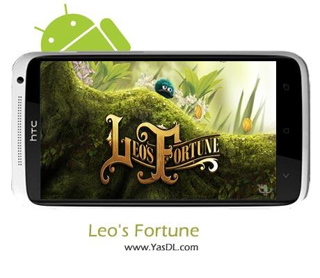 دانلود بازی Leo's Fortune v1.0.2 برای اندروید