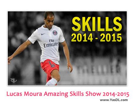 دانلود کلیپ گل ها و مهارت های لوکاس مورا در فصل 2014 - 2015