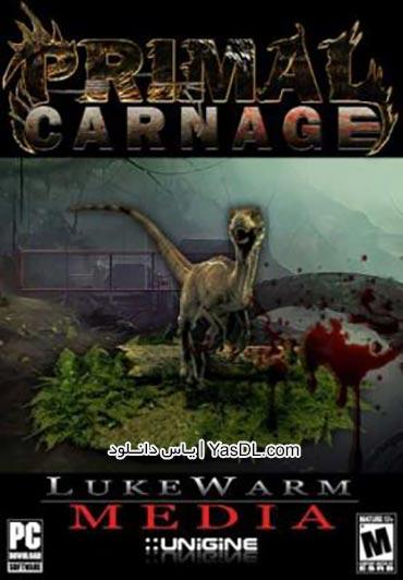 دانلود بازی Primal Carnage Extinction Alpha برای PC