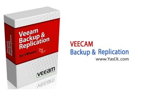 دانلود Veeam Backup and Replication 8 پشتیبان گیری از سیستم های مجازی