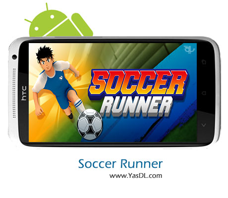 دانلود بازی Soccer Runner: Football rush v1.0.9 برای اندروید + پول بی نهایت