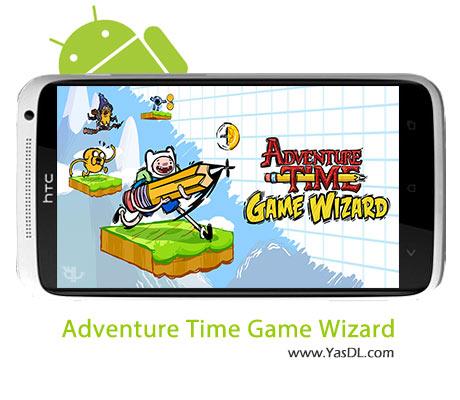 دانلود بازی Adventure Time Game Wizard v1.0.6 برای اندروید + پول بی نهایت